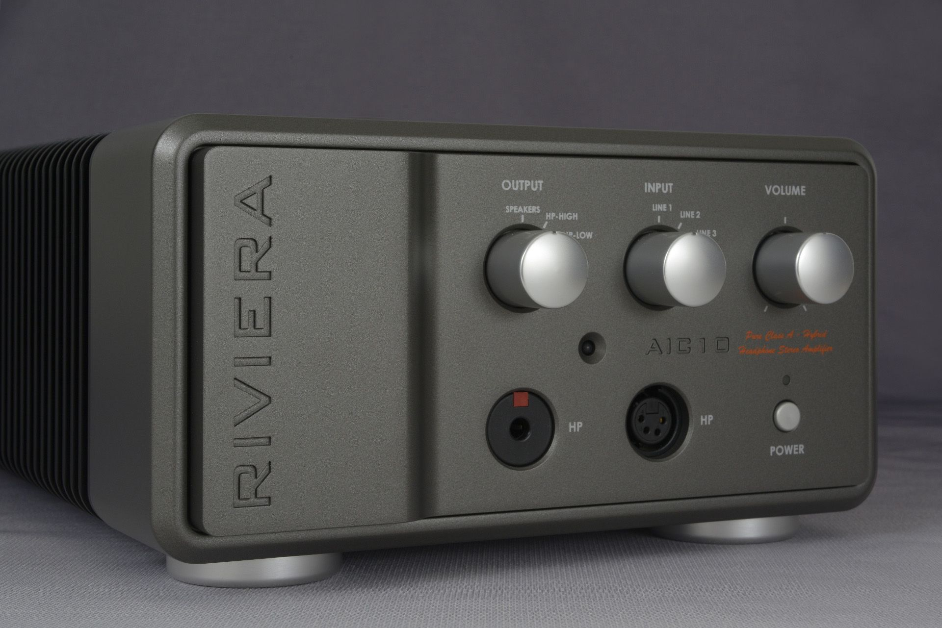Riviera AIC-10 Vollverstärker/ Kopfhörerverstärker