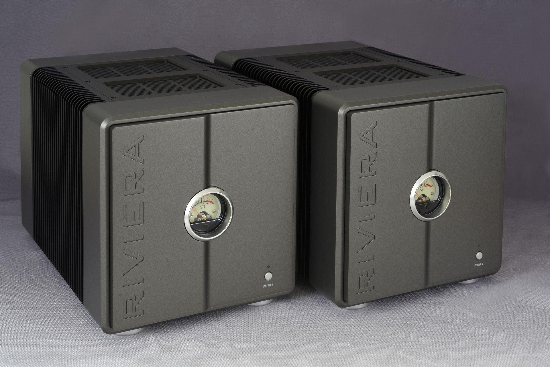 Riviera AFM-50 Mono Endverstärker