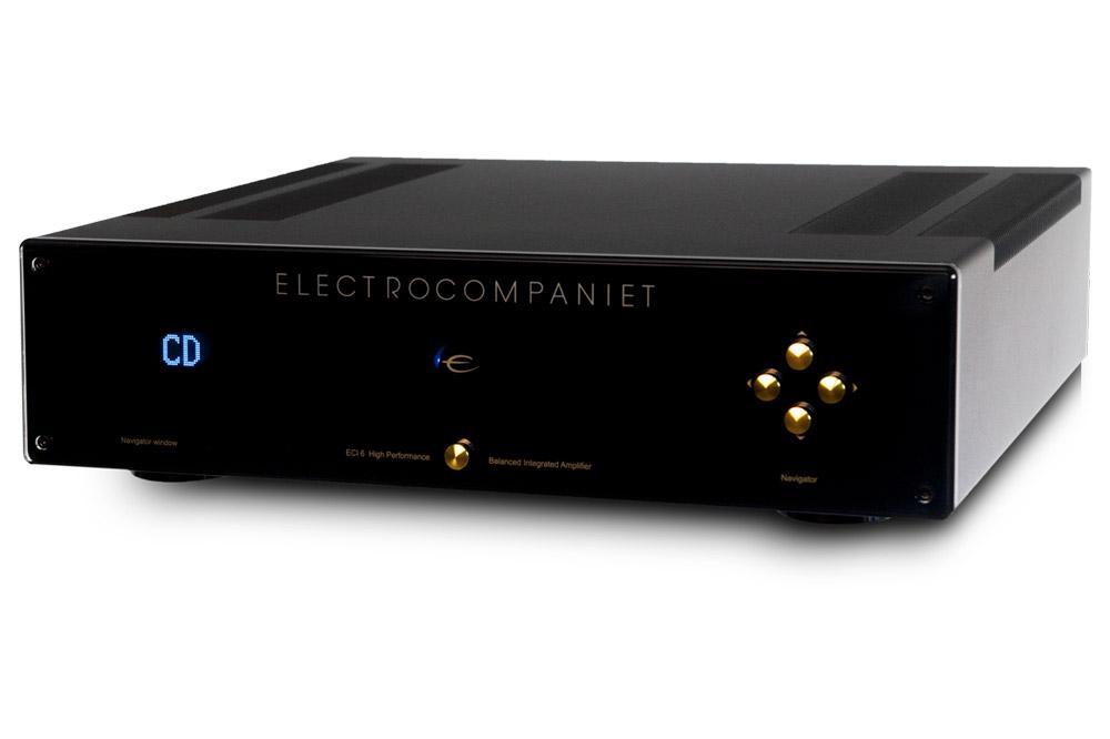 Electrocompaniet ECI 6 Vollverstärker/ DAC/Streamer