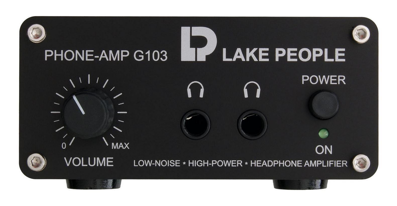 Lake People G103 Kopfhörer Verstärker
