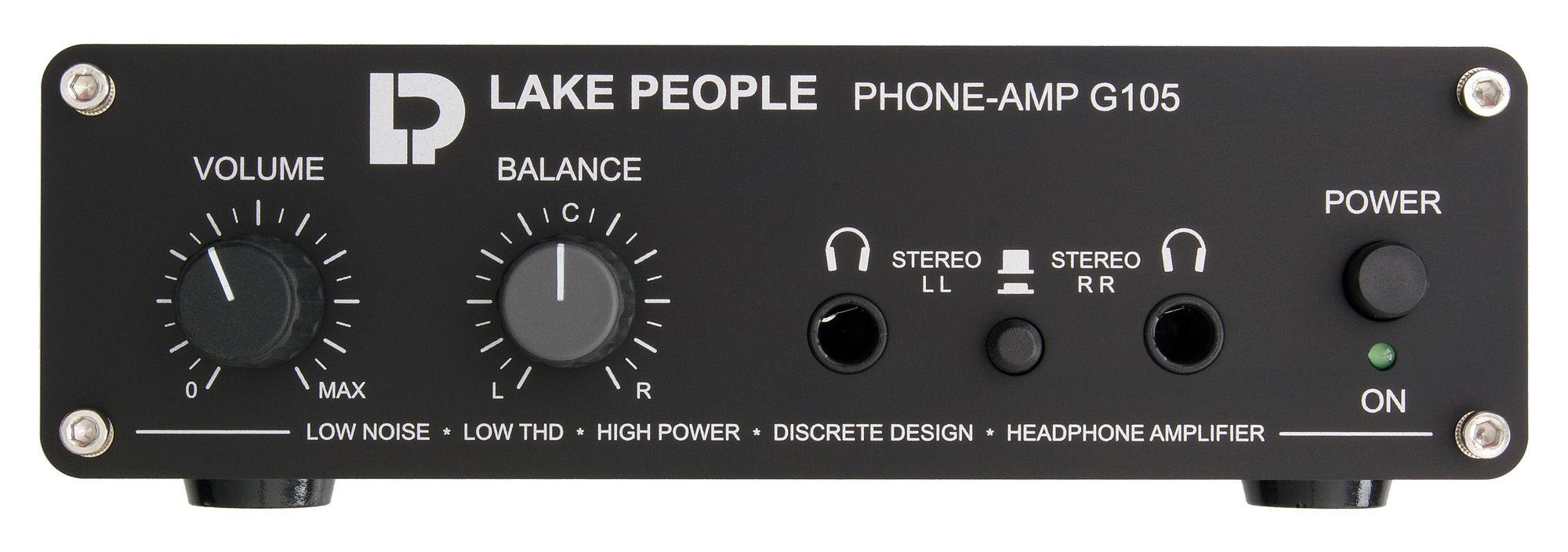 Lake People G105 Kopfhörer Verstärker