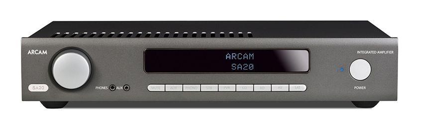Arcam SA-20 Vollverstärker DAC