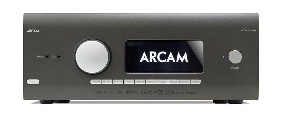 Arcam AVR30 Heimkinoreciever Streaming/ DAC