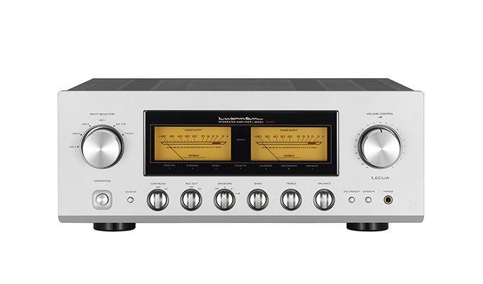 Luxman 550 aXII audioperfect
