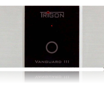 TRIGON externes AKKU Netzteil VOLCANO zu Vanguard II und Vanguard III