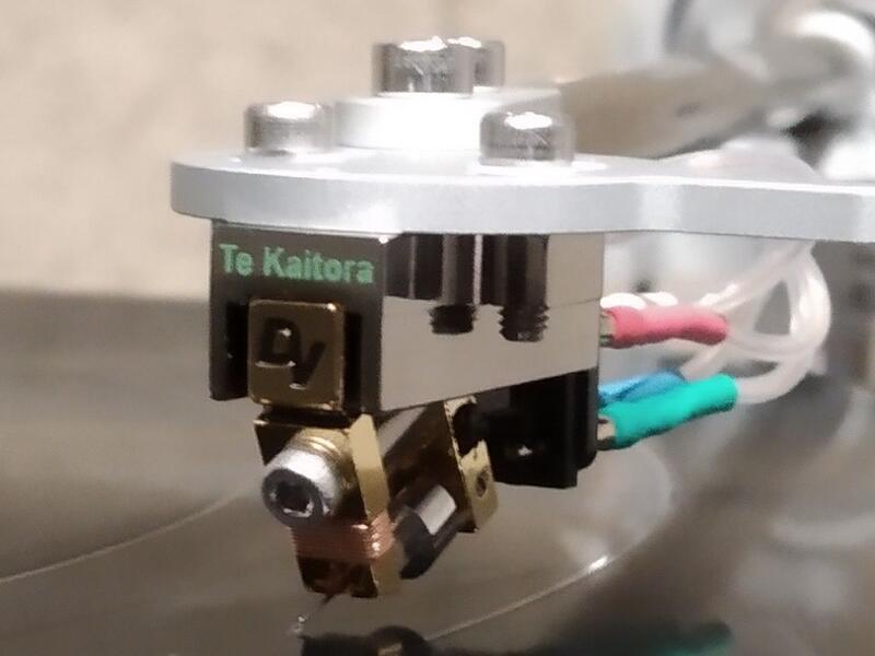 Tonabnehmer audioperfect
