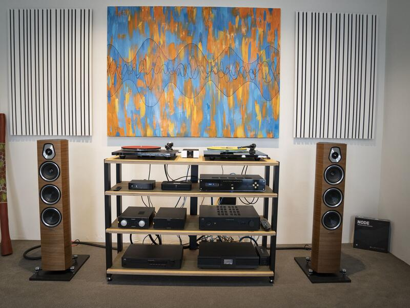 audioperfect CALLAS Hörraum 1