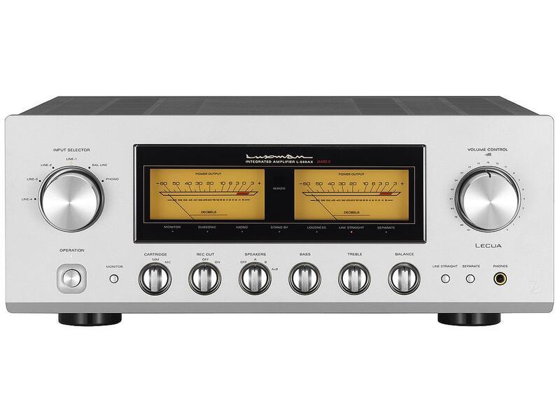 Luxman audioperfect